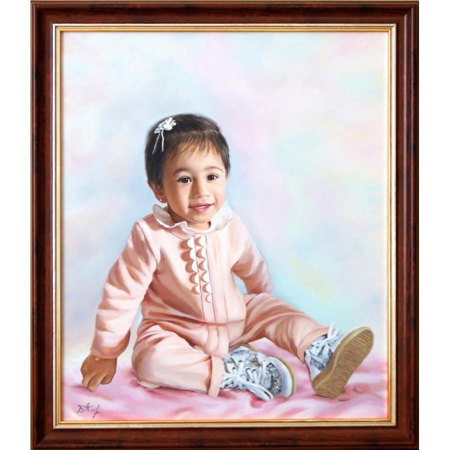 Детский портрет 23