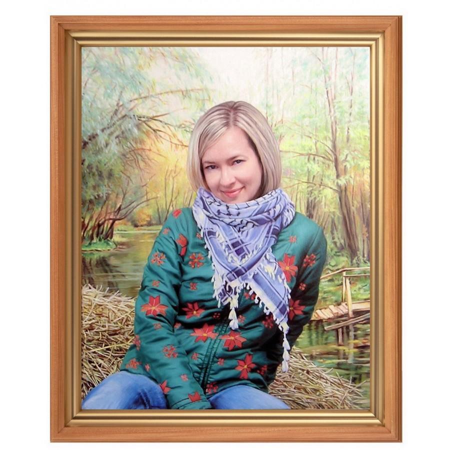 Портрет девушки 42