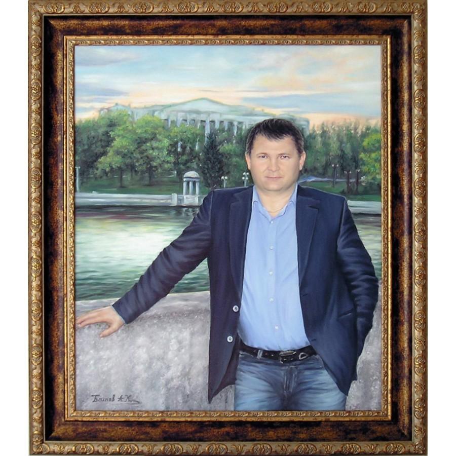 Мужской портрет 60