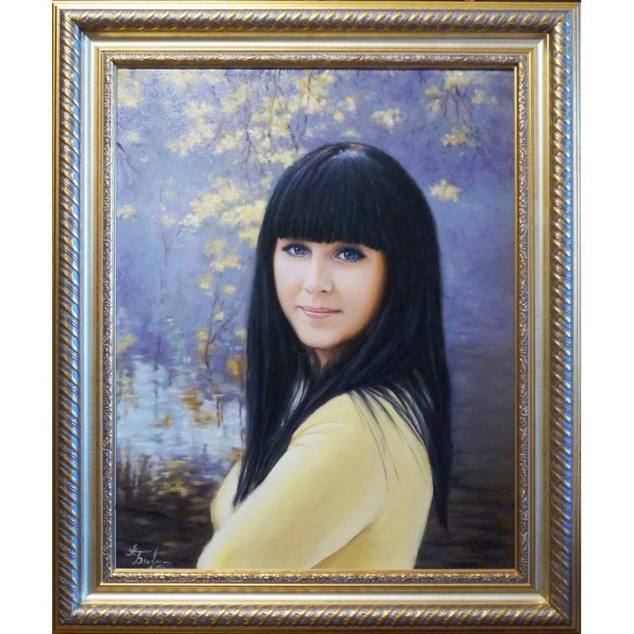 Портрет девушки 46