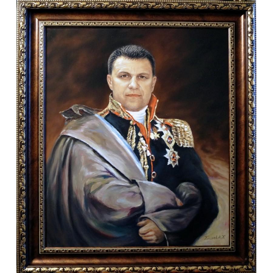 Портрет в историческом костюме 41