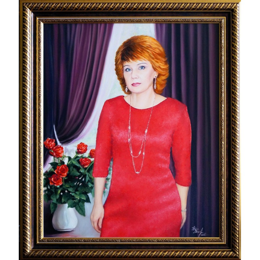 Женский портрет 67