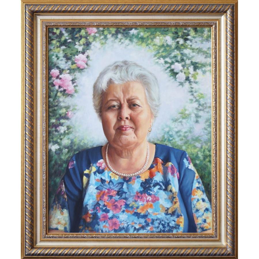 Портрет бабушки 68