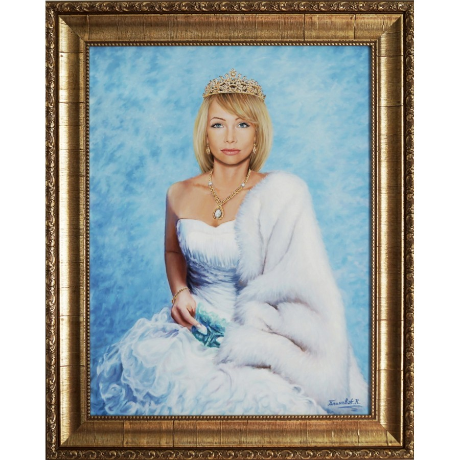 Женский портрет 69