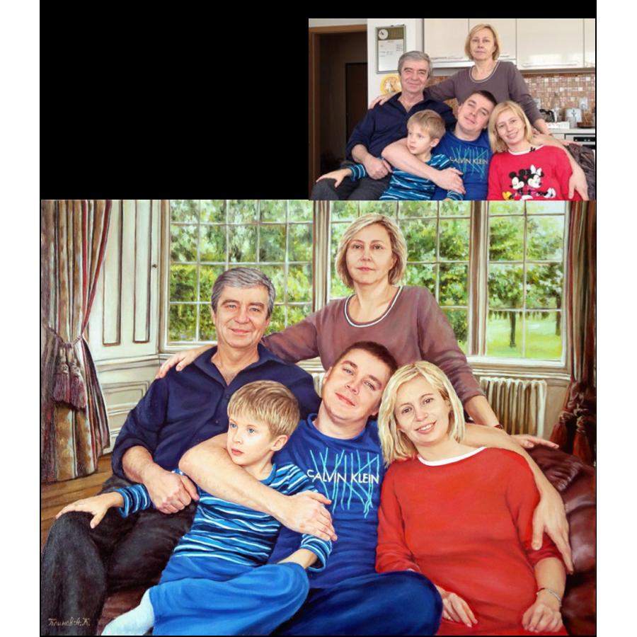 Семейный портрет 26