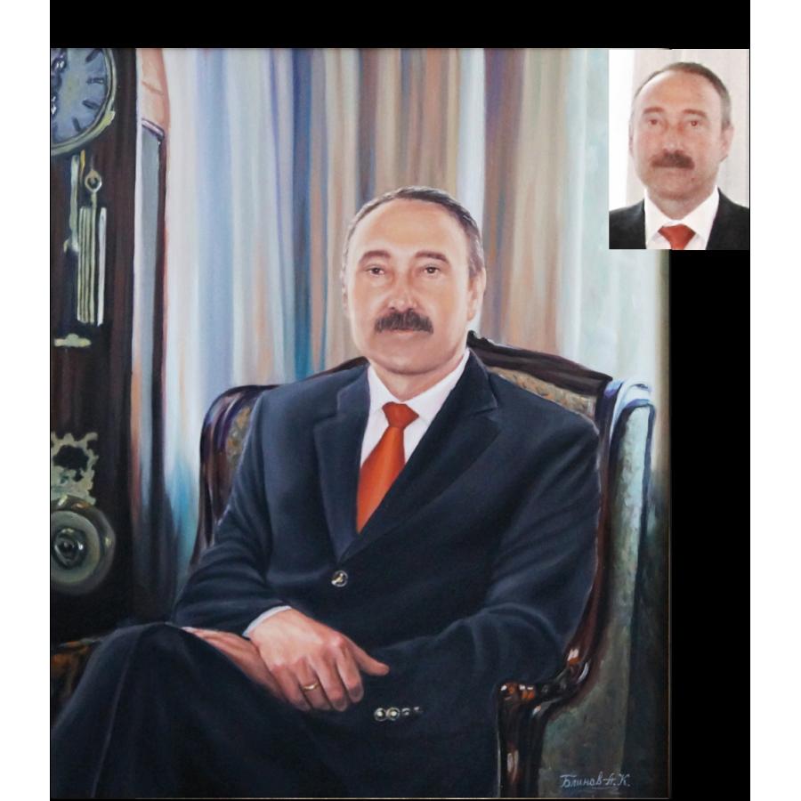 Мужской портрет 44