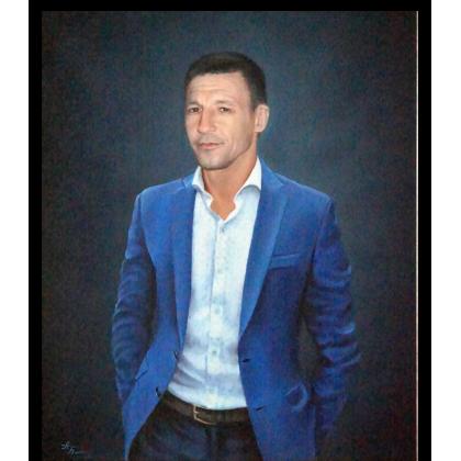 Портрет мужчины 65
