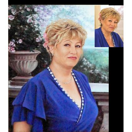 Портрет женщины 48