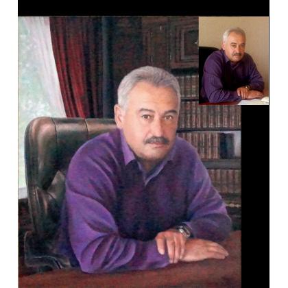 Портрет руководителя 55