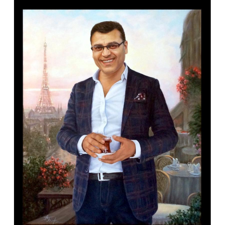 Мужской портрет 6