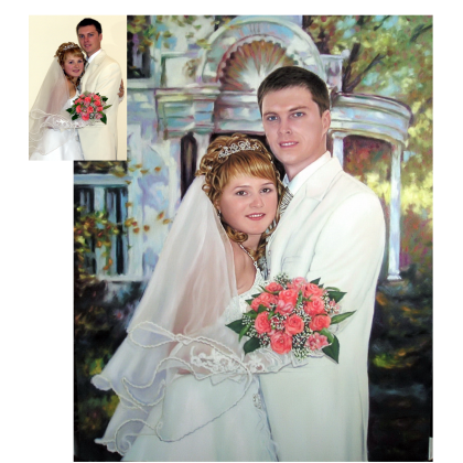 Свадебный портрет 63